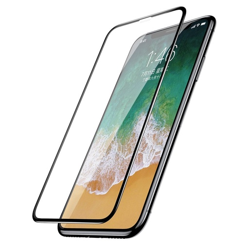 [HRT.48207] Baseus Full Coverage 3D staklo za Apple iPhone 11 Pro / iPhone XS / iPhone X