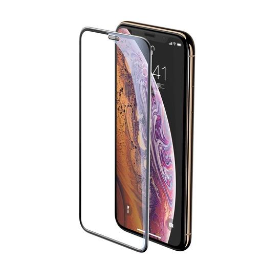 [HRT.48825] Baseus Full-screen Full Coverage 3D staklo za Apple iPhone 11 Pro Max / iPhone XS Max