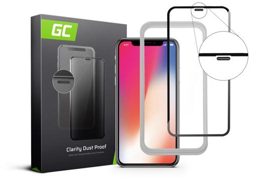 [GCL.GL03DP] Zaštita ekrana za zaštitu od prašine GC Clariti za Apple iPhone 7/8 / SE 2020 / SE 2 - crna