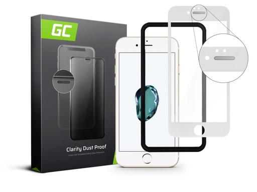[GCL.GL05DP] GC Clariti zaštitni ekran za zaštitu od prašine za Apple iPhone 7/8 / SE 2020 / SE 2 - beli