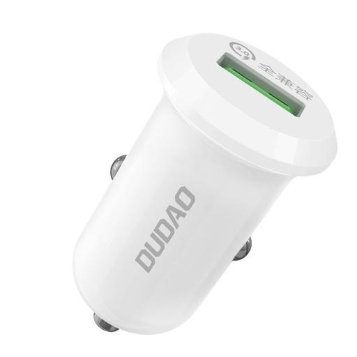 [HRT.55629] Dudao punjač za automobil USB QC 3.0 4A 15W