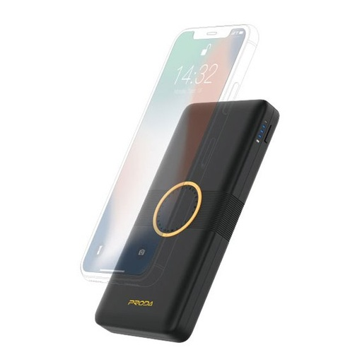 [HRT.56877] Proda power bank 10000mAh sa Wireless punjačem Qi