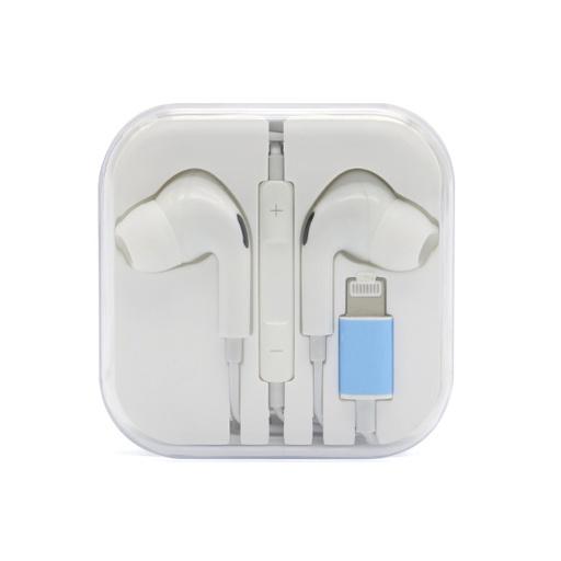 [MSM.H382] Headphones for Iphone BT Pro design white PopUp Window