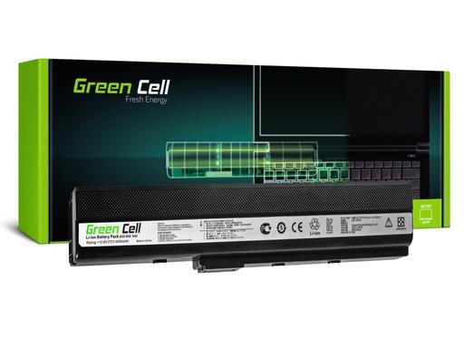 [GCL.AS02] Baterija Green Cell za Asus A32-K52 K52 Ks52 A52 / 11,1V 4400mAh