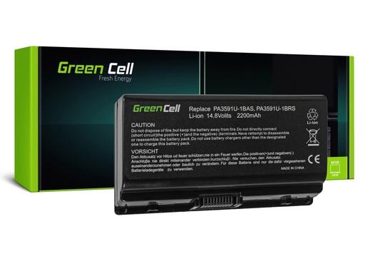 [GCL.TS14] Baterija Green Cell za Toshiba Satellite L40 L45 L401 L402 PA3591U-1BRS