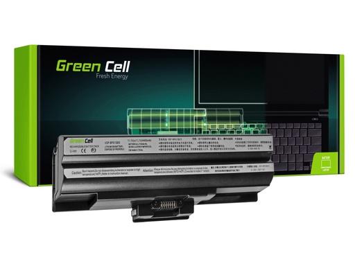 [GCL.SY03] Baterija Green Cell za Sony Vaio VGP-BPS13 VGP-BPS21 (black) / 11,1V 4400mAh