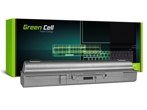 [GCL.SY06] Baterija Green Cell za Sony Vaio VGP-BPS13 VGP-BPS21 (silver) / 11,1V 6600mAh