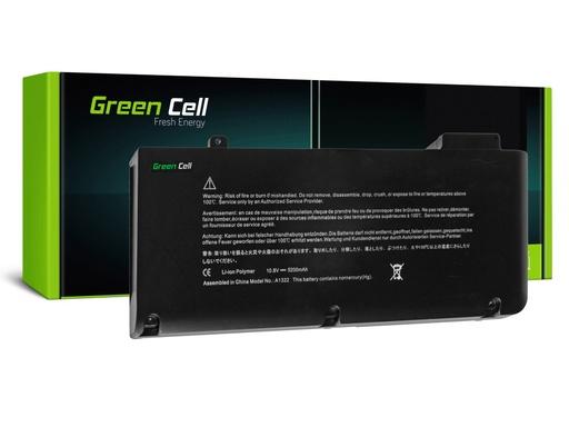 [GCL.AP06] Green Cell baterija za laptop Apple Macbook Pro 13 A1278