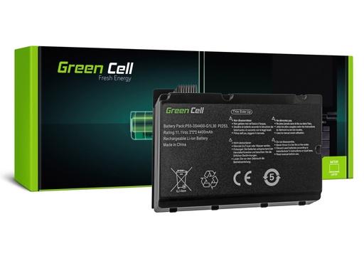 [GCL.FS04] Baterija Green Cell za Fujitsu-Siemens Amilo Pi2530 Pi2550 Pi3540 Ksi2550 / 11,1V 4400mAh