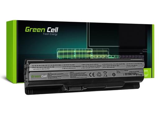 [GCL.MS05] Green Cell baterija za MSI CR650 CKS650 FKS600 GE60 GE70 (crna) / 11,1V 4400mAh