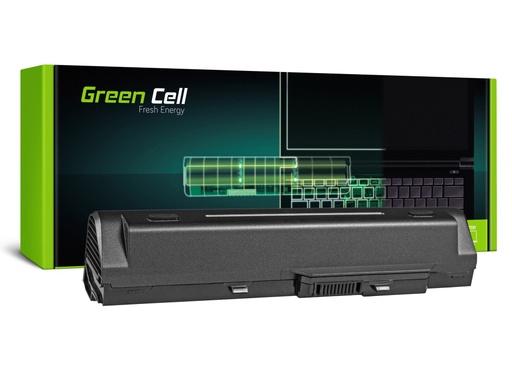 [GCL.MS09] Green Cell Baterija za MSI Vind U91 L2100 L2300 U210 U120 U115 U270 (crna) / 11,1V 6600mAh