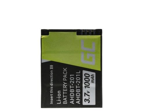 [GCL.CB22] Green Cell Baterija za kameru za GoPro HD Hero 3 AHDBT-201 AHDBT-301