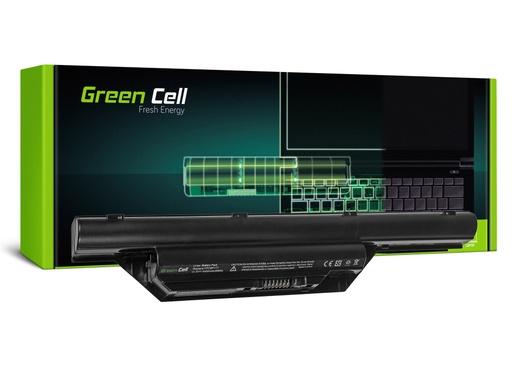 [GCL.FS17] Baterija Green Cell za Fujitsu-Siemens LifeBook S6410 S7210 / 11,1V 4400mAh