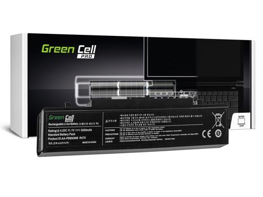 [GCL.SA01PRO] Green Cell PRO Baterija za Samsung R519 R522 R530 R540 R580 R620 R719 R780 (crna) / 11,1V 5200mAh