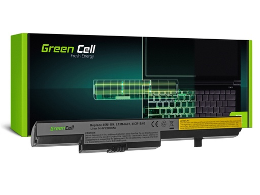 [GCL.LE69] Baterija Green Cell za Lenovo B40 B50 G550s N40 N50