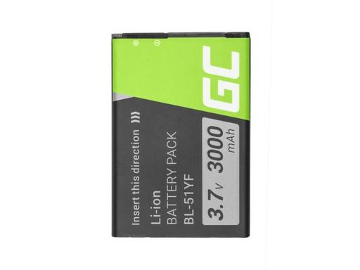 [GCL.BP47] Green Cell pametna baterija za LG G4 BL-51IF