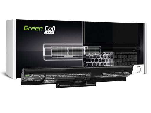 [GCL.SY18PRO] Green Cell PRO baterija za Soni Vaio SVF14 SVF15 Fit 14E 15E / 14,4V 2600mAh