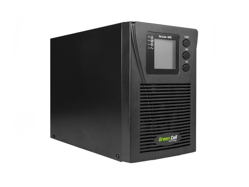 [GCL.UPS17] UPS Online Green Cell MPII sa LCD ekranom 1000VA
