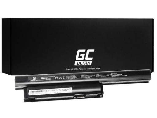 [GCL.SY08ULTRA] Green Cell ULTRA baterija za Soni Vaio PCG-71811M PCG-71911M SVE15 / 11,1V 6800mAh