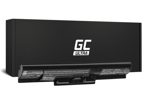 [GCL.SY18ULTRA] Green Cell ULTRA baterija za Soni Vaio SVF14 SVF15 Fit 14E 15E / 14,4V 3400mAh