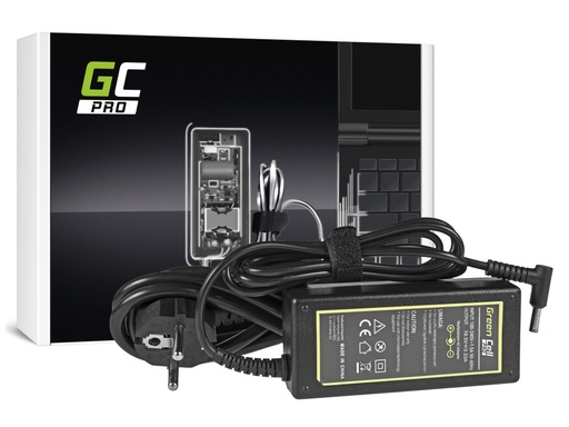 [GCL.AD49P] Green Cell PRO adapter za naizmeničnu struju za HP 65V / 19.5V 3.33A / 4.5mm-3.0mm