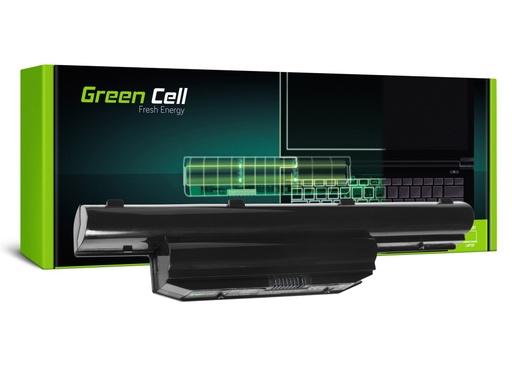 [GCL.FS26] Baterija Green Cell za Fujitsu LifeBook LH532 / 11,1V 4400mAh