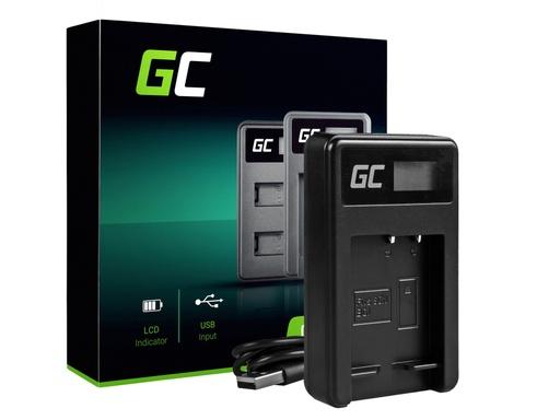 [GCL.ADCB14] Punjač BC-CSG Green Cell® za Soni NP-BG1 / NP-FG1, DSC H10, H20, H50, HKS5, HKS10, T50, V50, V70