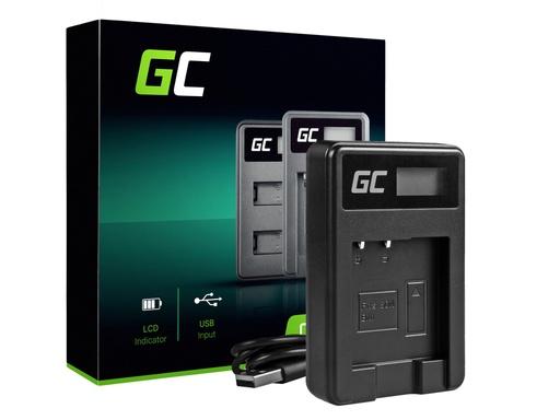[GCL.ADCB13] Punjač BC-CSN Green Cell ® za Soni NP-BN1, Ciber-Shot DSC-KKS10 DSC-KKS100 DSC-TF1 DSC-TKS10 DSC-V530 DSC-V650 DSC-V800
