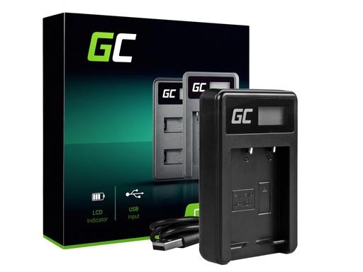 [GCL.ADCB15] Punjač BC-V126 Green Cell ® za Fujifilm NP-V126, FinePik HS30EKSR, HS33EKSR, HS50EKSR, Ks-A1, Ks-A3, Ks-E1, Ks-E2, Ks-M1, Ks-T1, Ks-T2