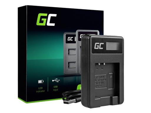 [GCL.ADCB16] Punjač LI-50C Green Cell ® za Olimpus LI-50B, SZ-15, SZ-16, Tough 6000, 8000, TG-820, TG-830, TG-850, VR-370, KSZ-1, KSZ-10