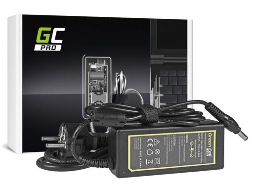 [GCL.AD25P] Green Cell PRO Punjač / adapter za naizmeničnu struju za Toshiba Satellite C650 C660D L750 Asus Ks550C Ks550V R510 Lenovo G530 19V 3,42A