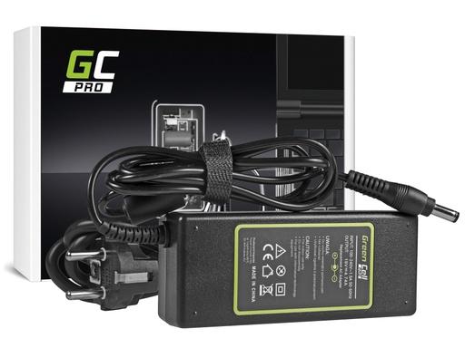 [GCL.AD27AP] Green Cell PRO punjač / ispravljač za Asus K50IJ K52 K52J K52F Ks53S K53S Ks54H Ks54C Toshiba Satellite A200 A300 19V 4.74A
