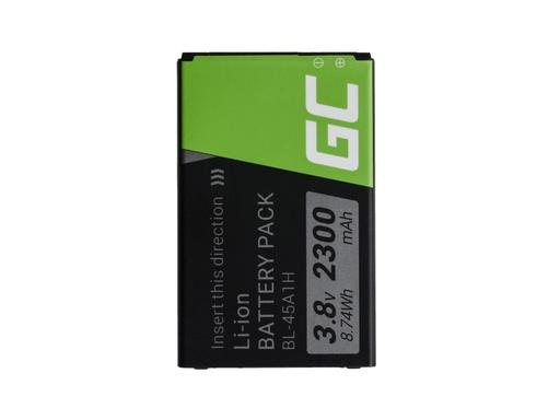 [GCL.BP71] Green Cell Baterija za pametni telefon BL-45A1H LG K10 K420n K430