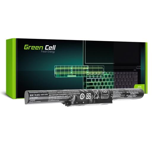 [GCL.LE116] Baterija Green Cell za Lenovo Z51 Z51-70 IdeaPad 500-15ISK / 14,4V 2200mAh