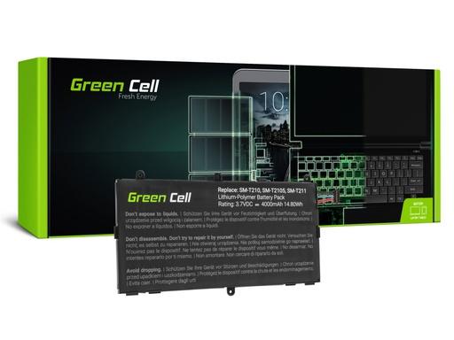 [GCL.TAB36] Green Cell Tabletna baterija T4000E Samsung Galaki Tab 3 7.0 P3200 T210 T211