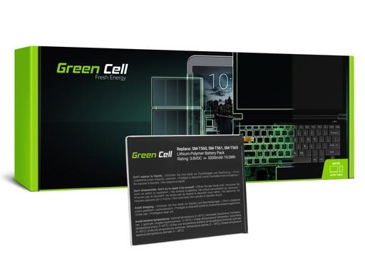 [GCL.TAB38] Green Cell Tabletna baterija EB-BT561ABA EB-BT561ABE Samsung Galaki Tab E 9,6 T560 T561