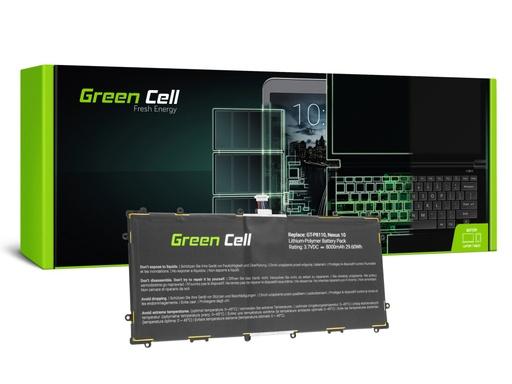 [GCL.TAB41] Green Cell Tabletna baterija SP3496A8H (1S2P) Samsung Google Nekus 10 P8110