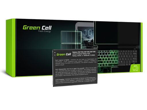 [GCL.TAB44] Green Cell Tabletna baterija EB-BT365BBU Samsung Galaki Tab Active 8.0 T360 T365
