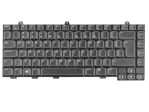 [GCL.KB264US] Green Cell tastatura za Dell Alienvare M14Ks R1 R2 sa pozadinskim osvetljenjem