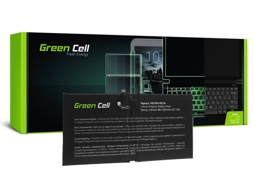 [GCL.TAB46] Green Cell Tabletna baterija HB299418ECV Huavei MediaPad M5 10.8