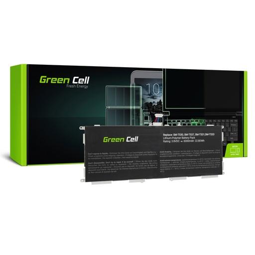 [GCL.TAB47] ZELENA ĆELIJSKA baterija EB-BT530FBC EB-BT530FBU za Samsung Galaki Tab 4 10,1 T530 T535 T537