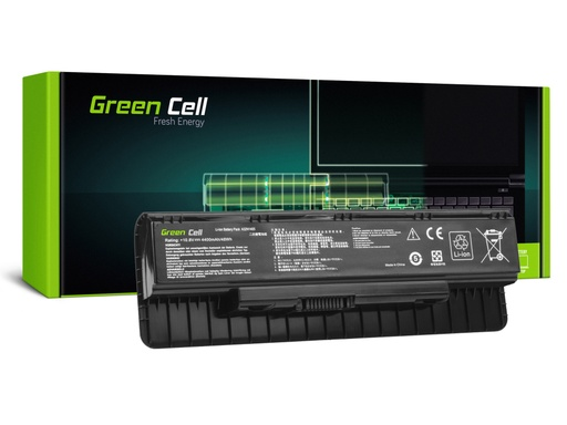 [GCL.AS129] Baterija Green Cell A32N1405 za Asus Asus G551 G551J G551JM G551JW G771 G771J G771JM G771JW N551 N551J N551JM N551JW N551JX