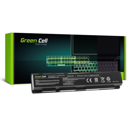 [GCL.TS63] Baterija Green Cell PA5036U-1BRS PABAS264 za Toshiba Qosmio X70 X70-A X75 X870 X875