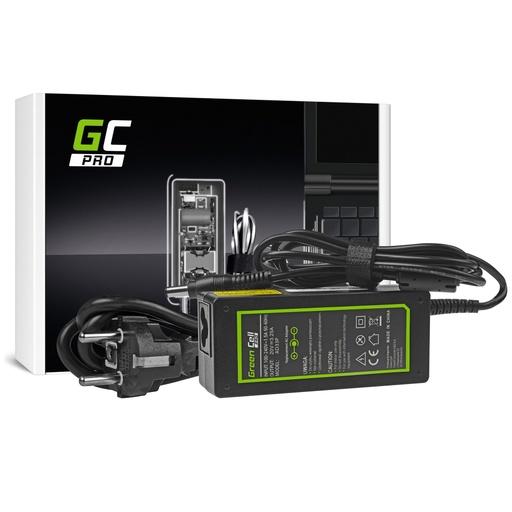 [GCL.AD33P] AC adapter Green Cell PRO 20V 3.25A 65V za Lenovo B560 B570 G530 G550 G560 G575 G580 G580a G585 IdeaPad Z560 Z570 P580