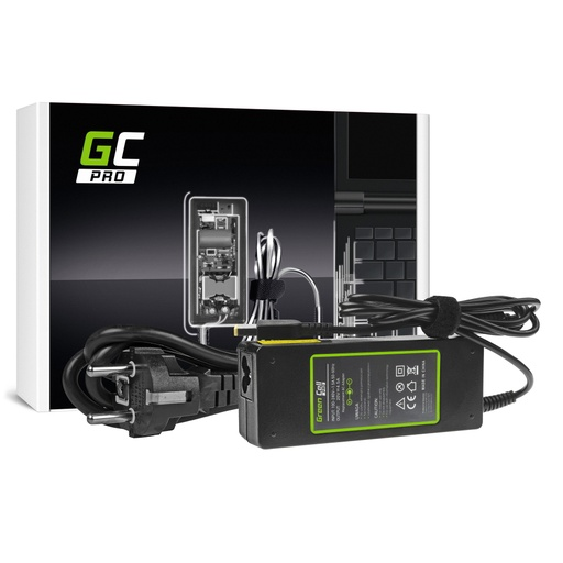 [GCL.AD39AP] AC adapter Green Cell PRO 20V 4.5A 90V za Lenovo G500s G505s G510 G510s Z500 Z510 Z710 Z51 Z51-70 ThinkPad Ks1 Carbon