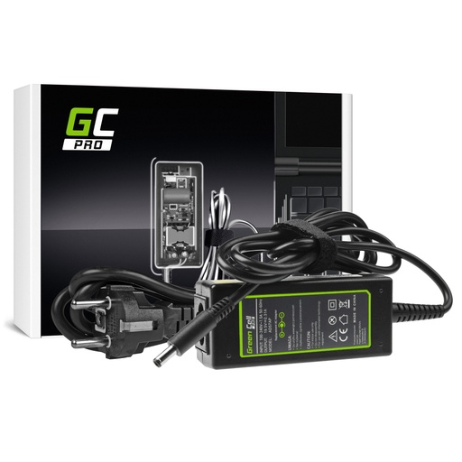 [GCL.AD57AP] AC adapter Green Cell PRO 19.5V 2.31A 45V za Dell KSPS 13 9343 9350 9360 Inspiron 15 3552 3567 5368 5551 5567