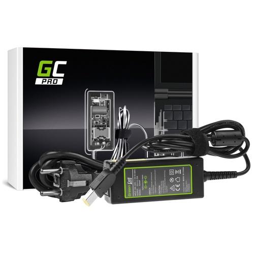 [GCL.AD64P] AC adapter Green Cell PRO 20V 2.25A 45V za Lenovo G50-30 G50-70 G505 Z50-70 ThinkPad T440 T450 IdeaPad S210
