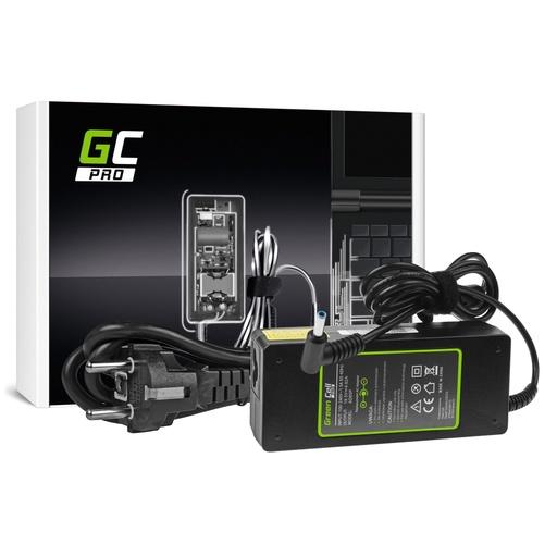[GCL.AD65P] AC adapter Green Cell PRO 19.5V 4.62A 90V za HP 250 G2 ProBook 650 G2 G3 Pavilion 15-N 15-N025SV 15-N065SV 15-N070SV