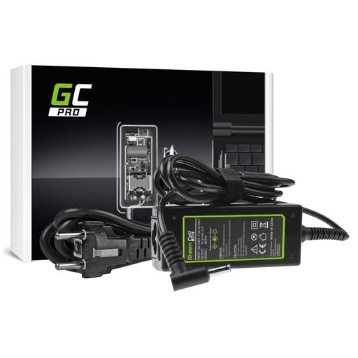 [GCL.AD74P] AC adapter Green Cell PRO 19.5V 2.31A 45V za HP 250 G2 G3 G4 G5 255 G2 G3 G4 G5, HP ProBook 450 G3 G4 650 G2 G3
