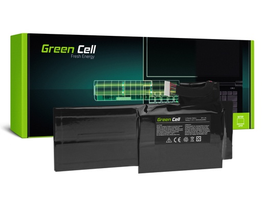 [GCL.MS14] Baterija Green Cell BTI-L76 za MSI GS70 GS72 WS72
